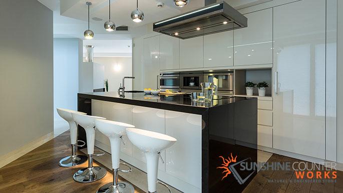 SapienStone Kitchen Countertops